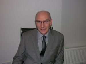 Hugh Gilchrist, Consultant