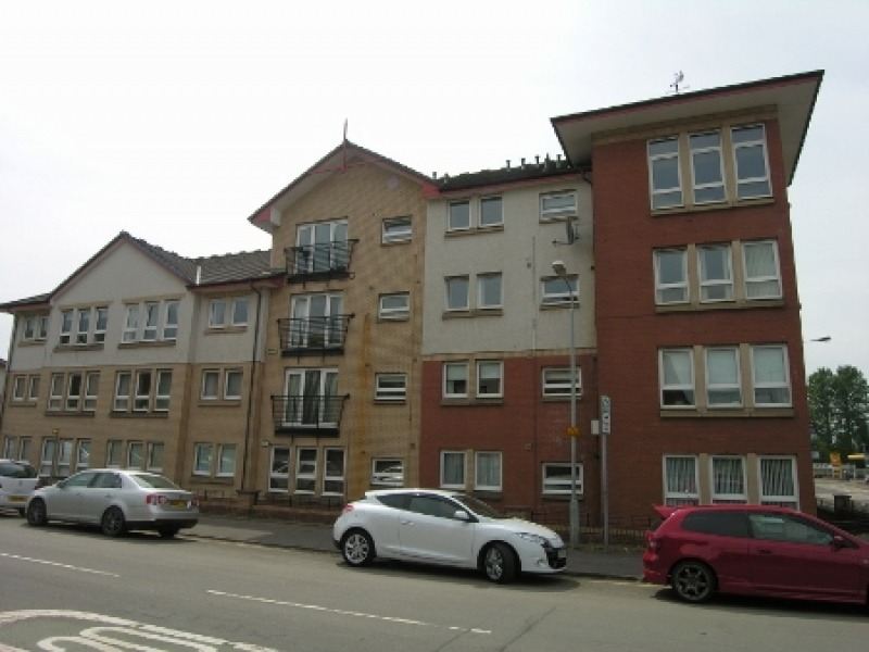 Guthrie Court, Motherwell