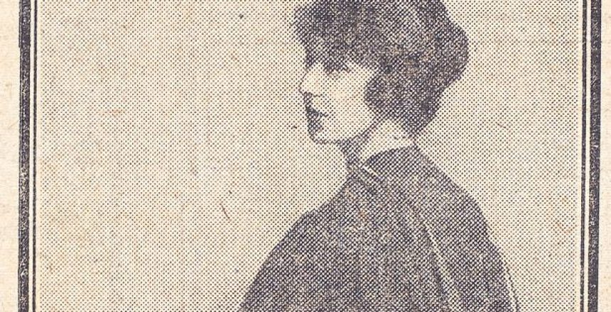 Glasgow's First Female Lawyer – The story of Madge Easton Anderson