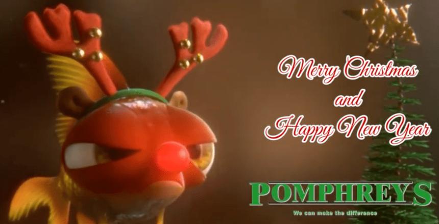 Pomphreys Christmas